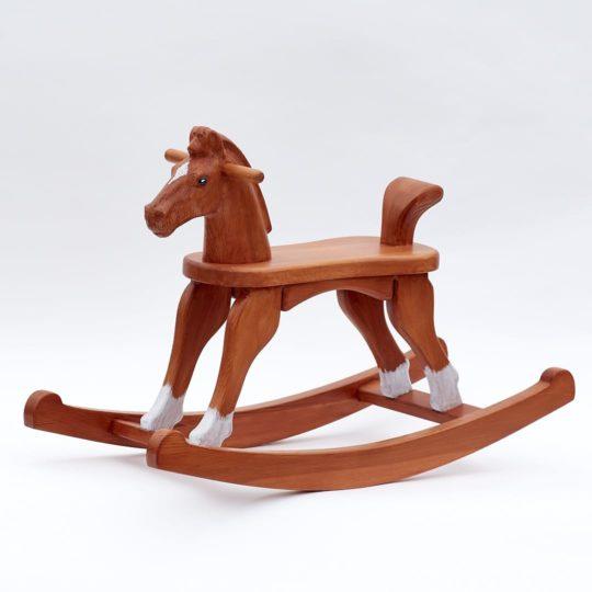 Cavallo a dondolo sauro Amazing Ruby