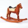 Cavallo a dondolo sauro Shining Spinel