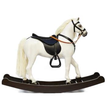 Cavallo a dondolo sauro Royal Spinel
