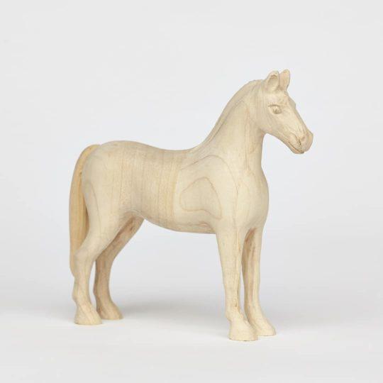 Cavallo in acero